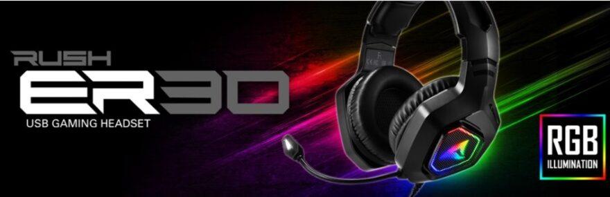 Sharkoon RUSH ER30 USB Gaming Headset
