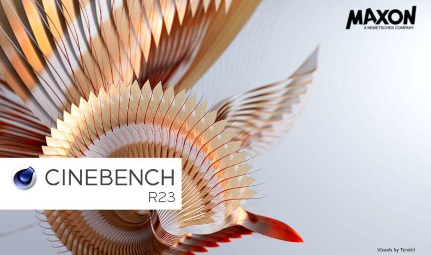 Maxon Cinebench R23 Benchmark Released