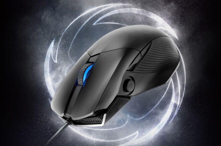 ASUS ROG Chakram Core Gaming Mouse Review