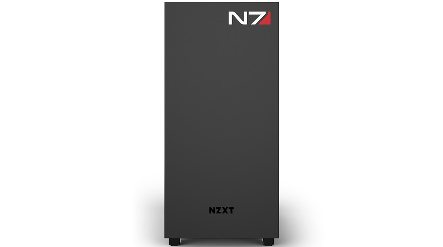 NZXT CRFT 07 H510i Mass Effect Chassis