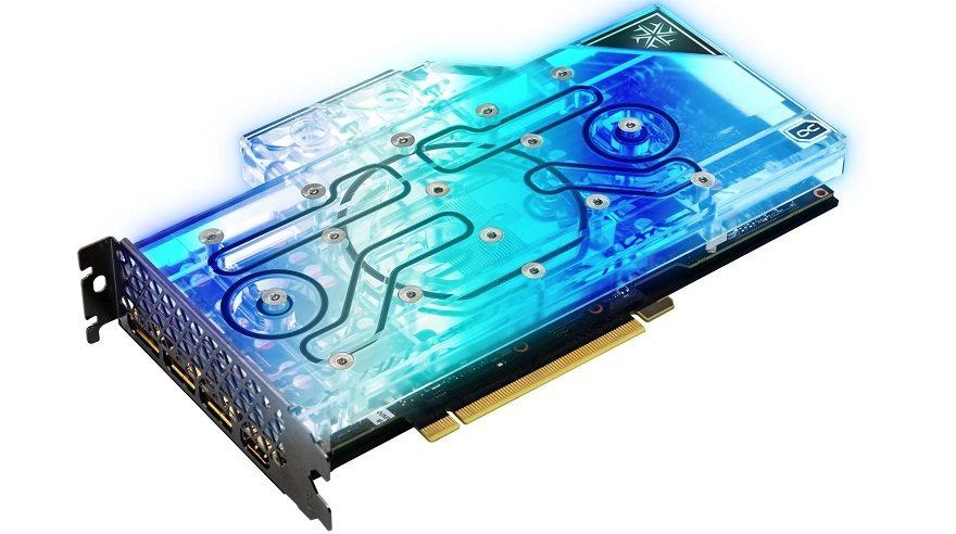 Inno3D GeForce RTX 3090 and RTX 3080 iChill Frostbite series