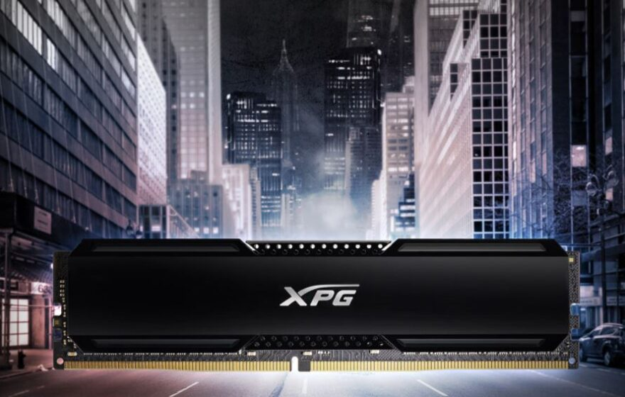 XPG GAMMIX D20 DDR4 Memory Review