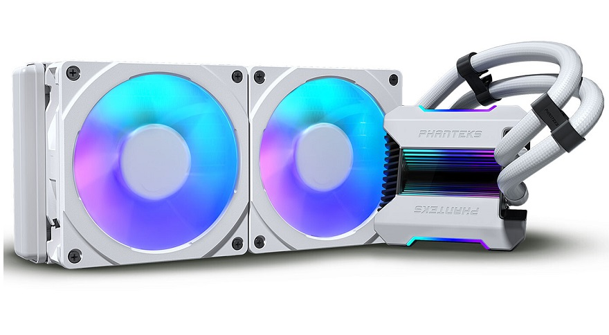 Phanteks 'Glacier One' AIO Liquid CPU Coolers