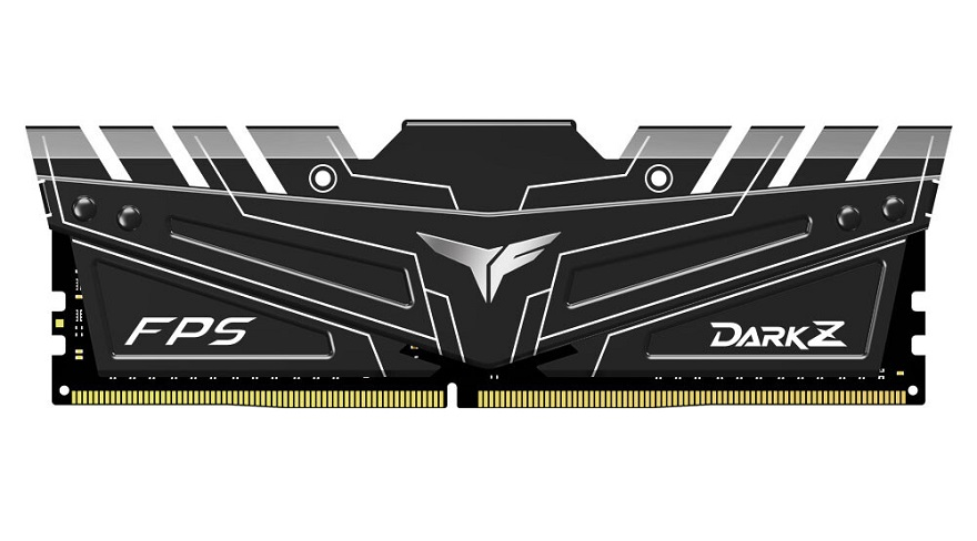 TeamGroup DARK Z FPS Gaming Memory and Cardea IOPS Gaming PCIe SSD