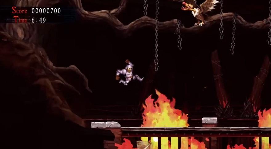 Ghosts n' Goblins Nintendo Switch