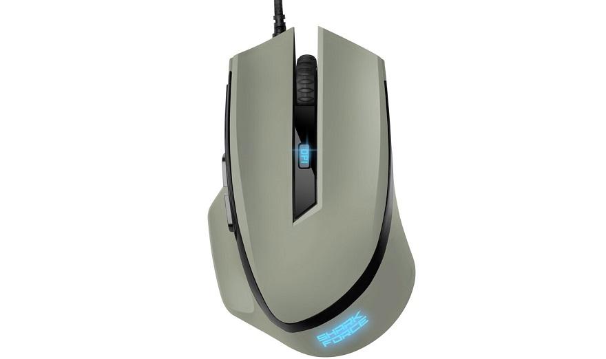 Sharkoon Shark Force II Ergonomic Gaming Mouse