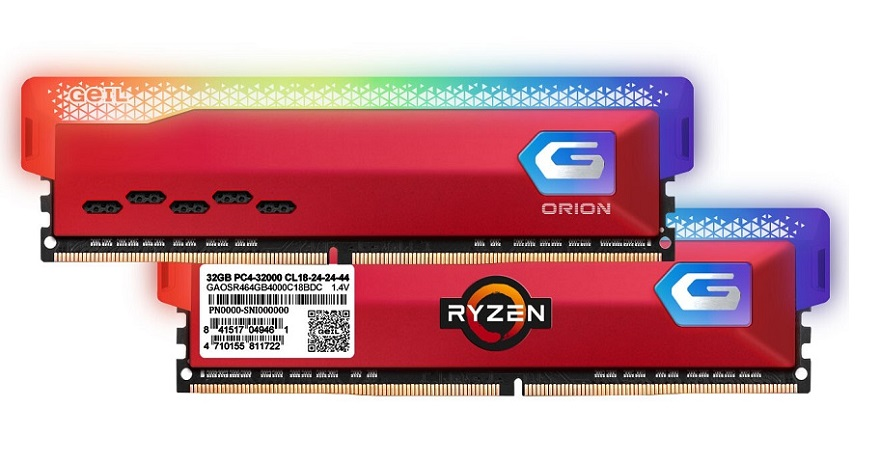 GeIL ORION Series DDR4 RAM