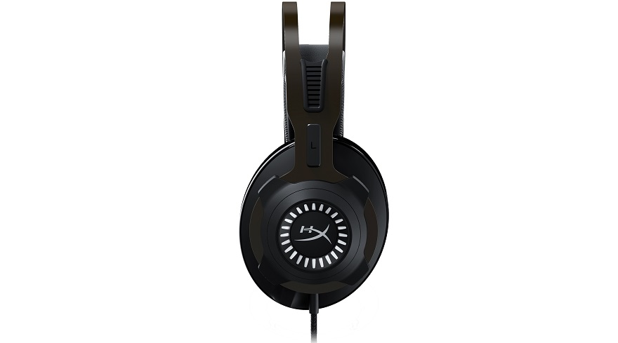 HyperX Cloud Revolver Gaming Headset with 7.1 Surround Sound