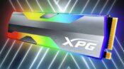 XPG SPECTRIX S20G PCIe Gen3x4 M.2 2280 SSD