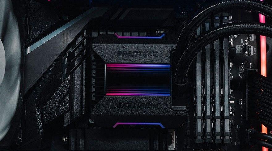 Phanteks 'Glacier One' AIO Liquid CPU Coolers