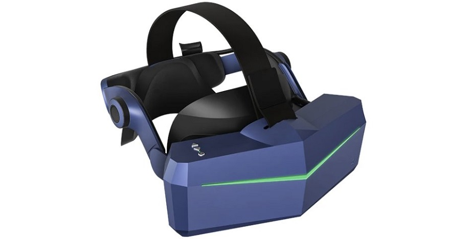 Pimax Launches 5K SUPER VR Headset