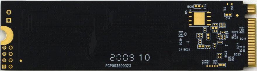 Lexar NM610 1TB Photo view rear