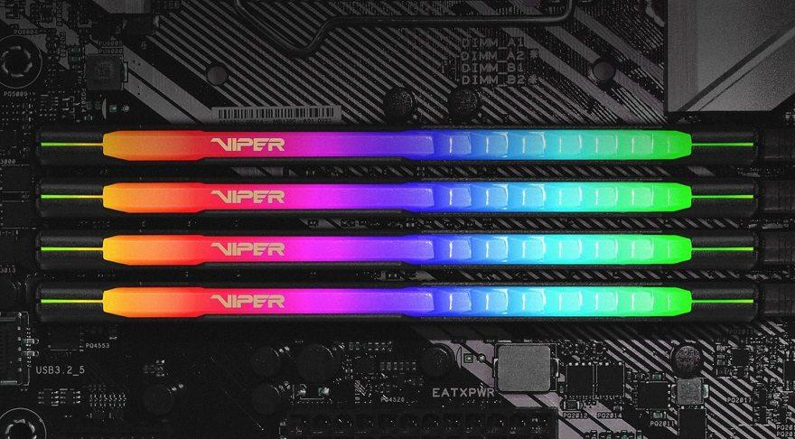 Patriot Viper Steel RGB
