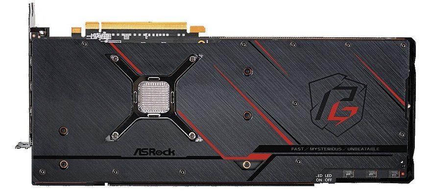 ASRock 6900 XT Phantom Gaming D 16G OC GPU