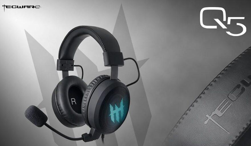 Tecware Q5 HD 7.1 RGB Gaming Headset Review