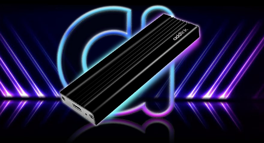 addlink P20 Portable SSD with USB 3.2