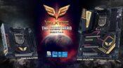 Biostar Z590 VALKYRIE motherboard series