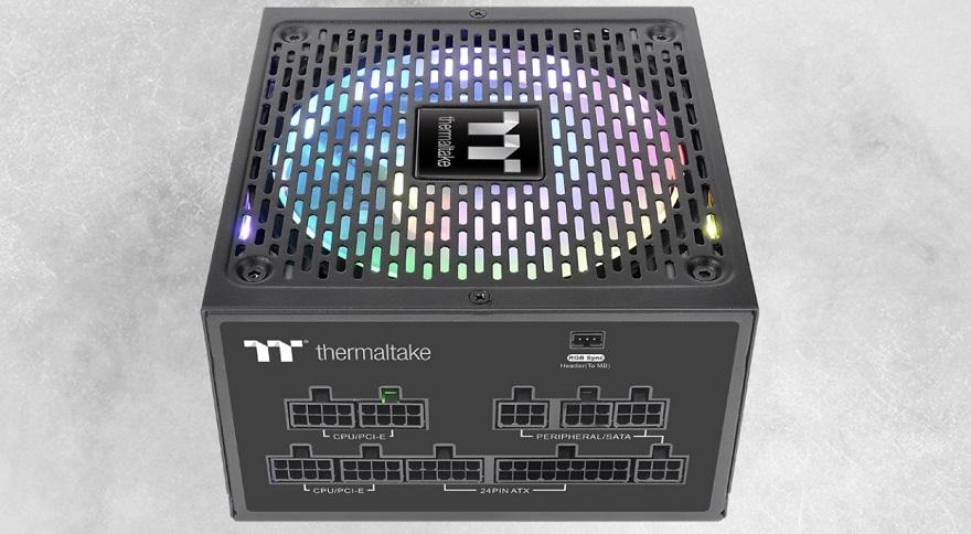 Thermaltake GF2 ARGB (750w) Power Supply