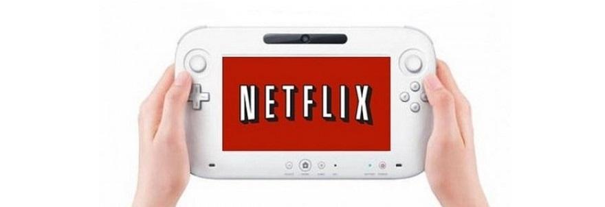 Netflix 3DS Wii U