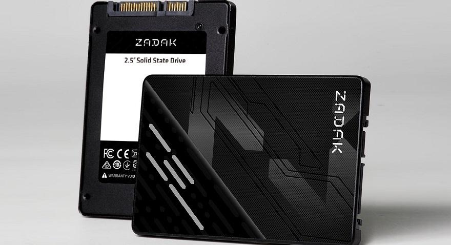ZADAK TWSS3 SATA SSD