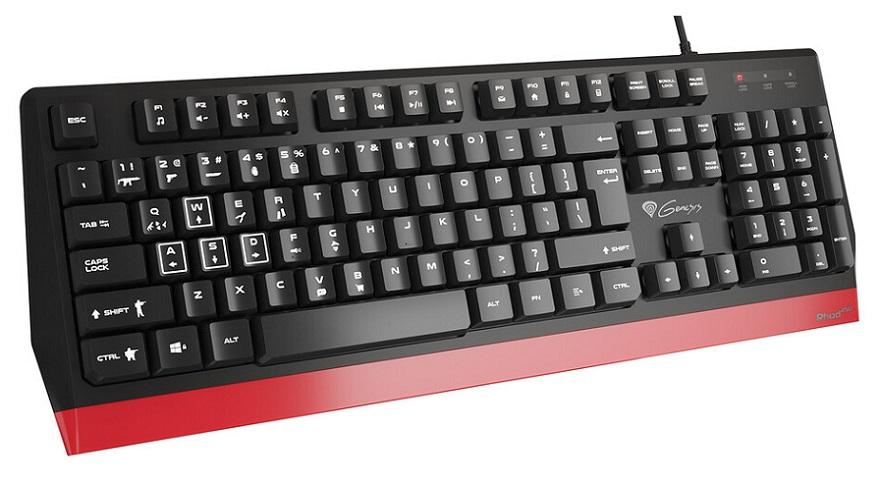 Genesis Rhod 250 Gaming Keyboard