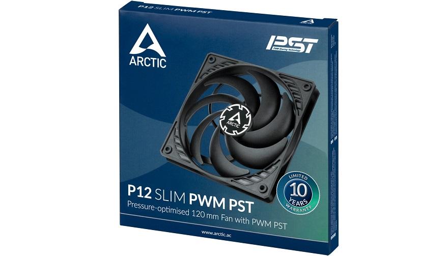 Arctic P12 Slim PWM PST Fan