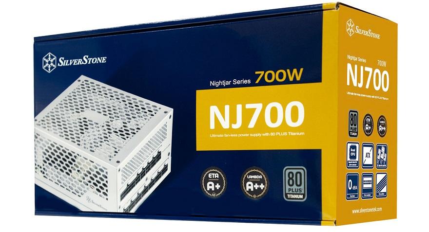 silverstone Nightjar NJ700