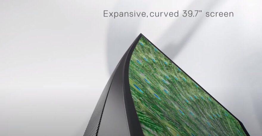 Dell monitor U4021QW