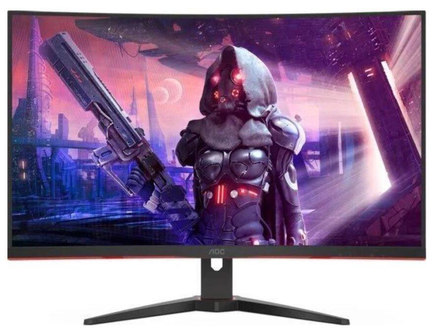 AOC CQ32G2SE Gaming Monitor