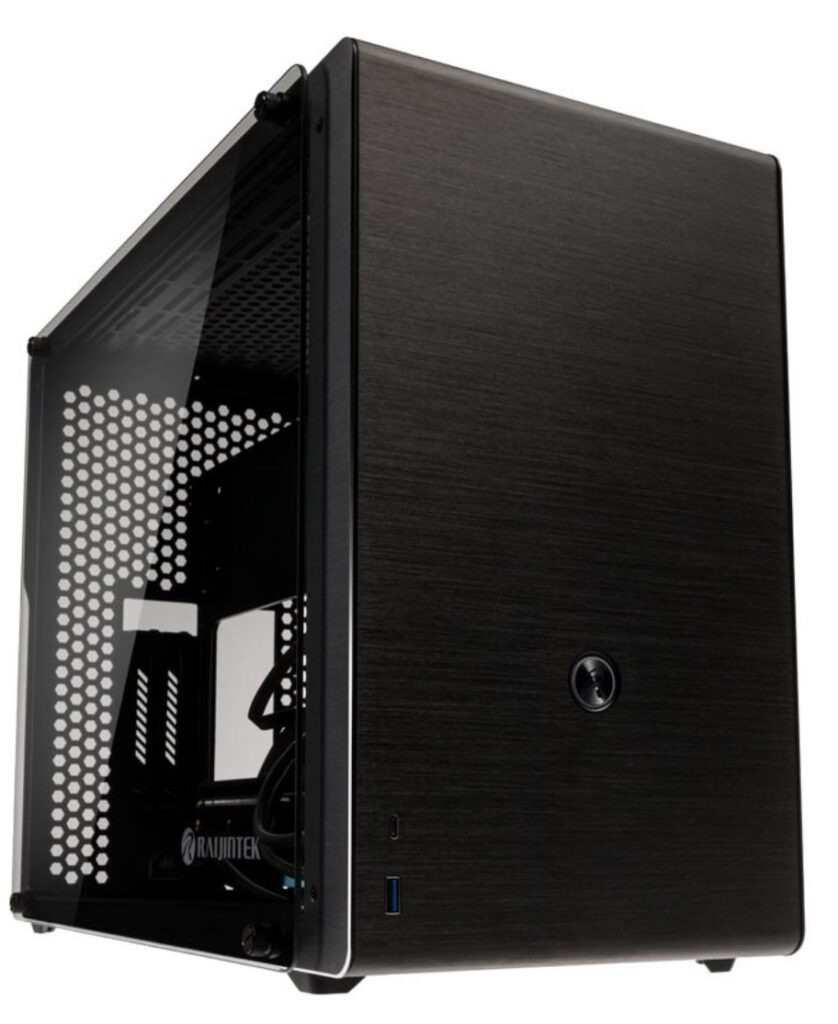Raijintek Ophion M Evo Case Review