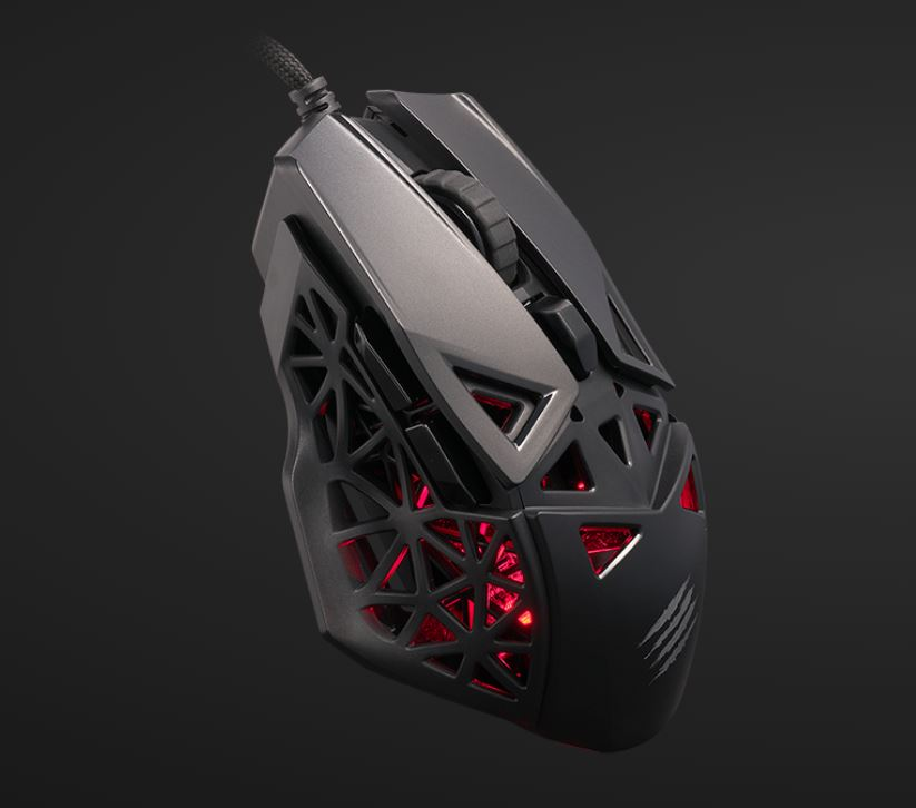 MadCatz M.O.J.O M1 Ultralight Gaming Mouse Review