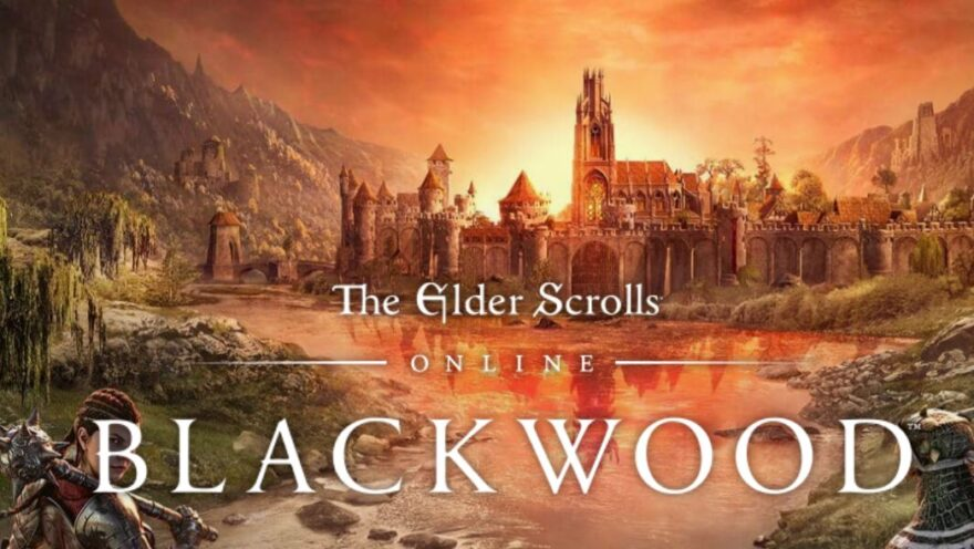 "The Elder Scrolls Online ""Blackwood"" Chapter Revealed"