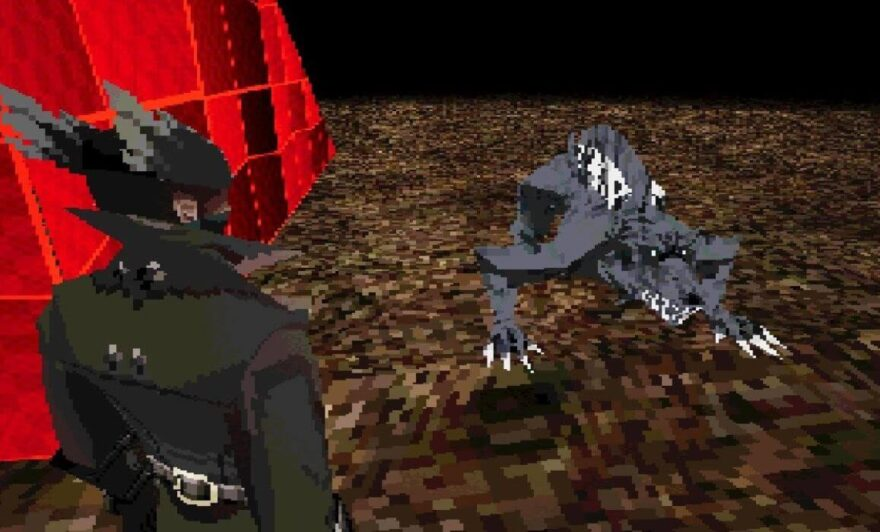 Fan-Made Bloodborne PS1 Demake is Retrotastic!