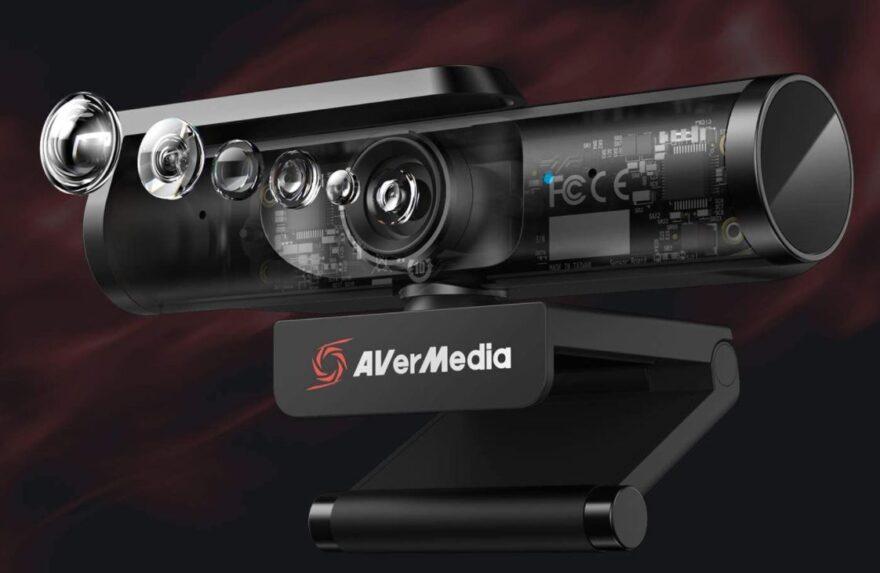 AVerMedia Live Streamer CAM 513 4K Web Cam Review