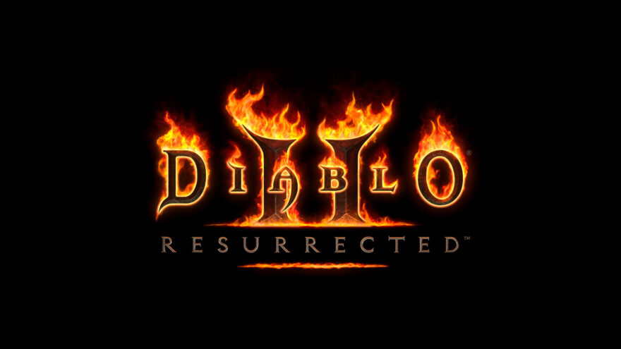 Diablo II Resurrected PC and Console Release Detailed