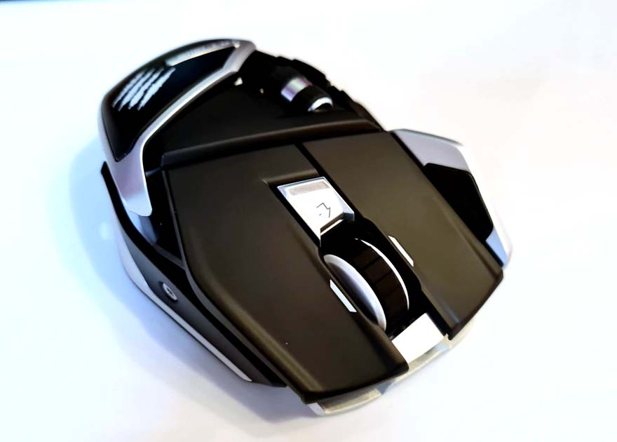 Mad Catz R.A.T. DWS Wireless Gaming Mouse top