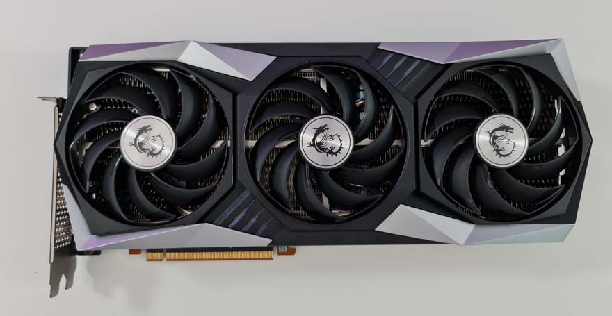 MSI RX 6800 XT GAMING X TRIO 16G Graphics Card Review