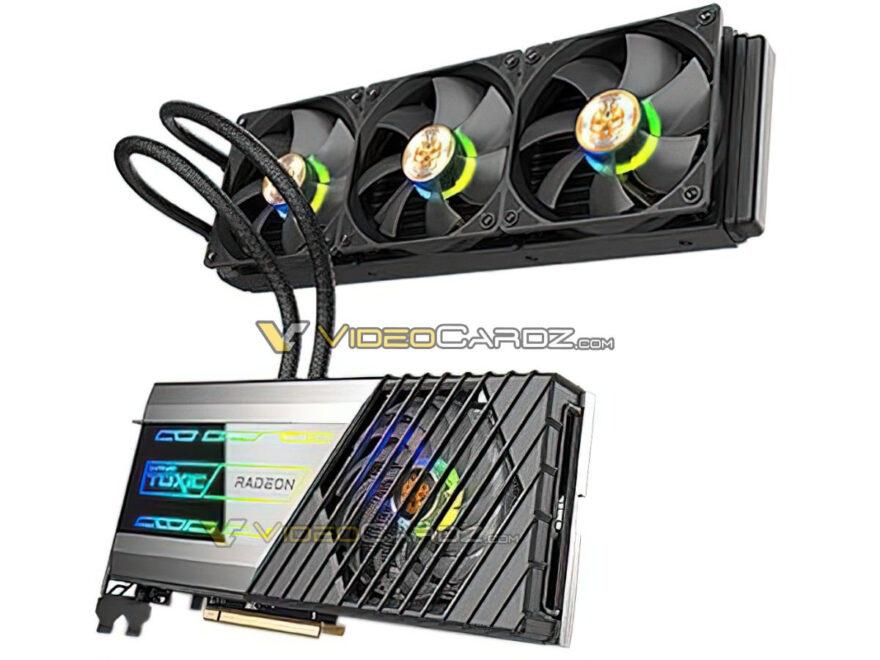 SAPPHIRE Radeon RX 6900XT TOXIC 1 1