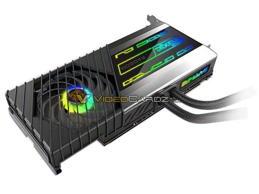 SAPPHIRE Radeon RX 6900XT TOXIC 3