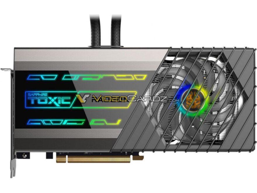 SAPPHIRE Radeon RX 6900XT TOXIC 4