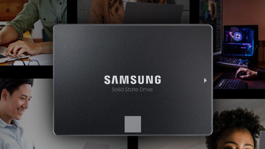 "Samsung 870 EVO 500GB 2.5"" SSD Review"