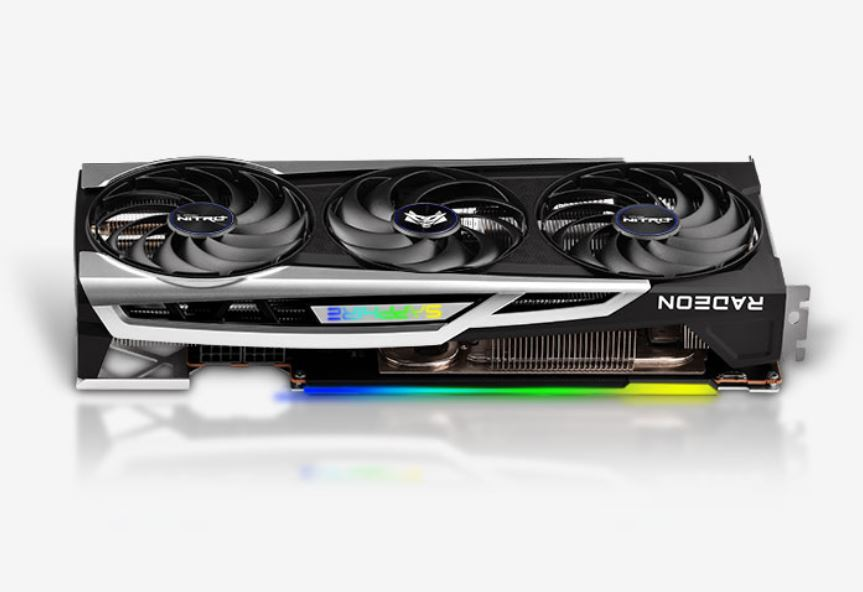 Sapphire RX 6800 XT Nitro Graphics Card Review 1