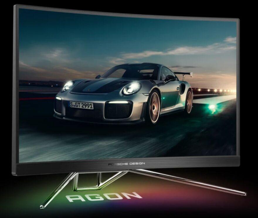 AOC AGON Porsche Design PD27 Monitor Review