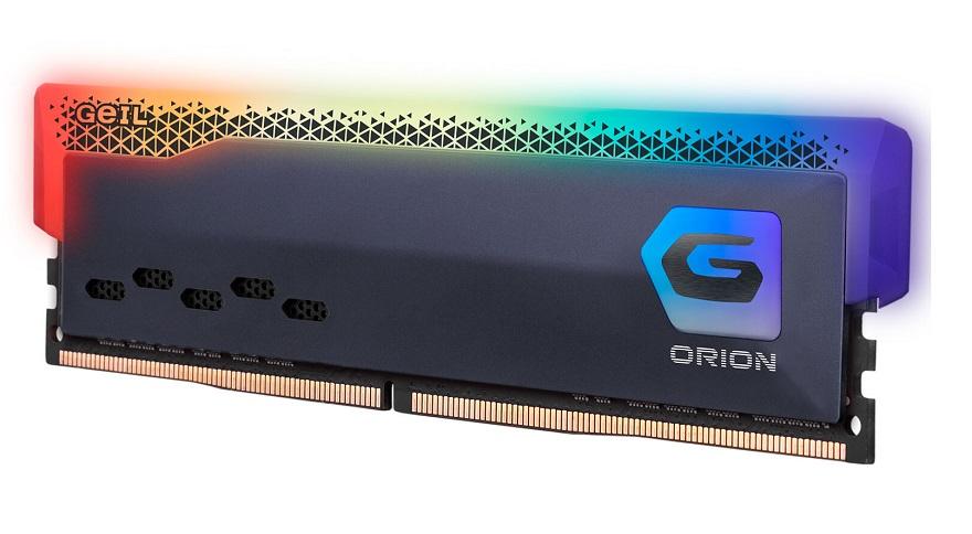 GeIL Orion RGB 16GB 4400MHz DDR4 Memory Review