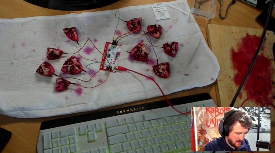 Can You Play Hades With a Pomegranate Controller!?