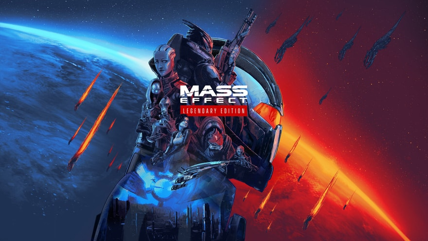 Mass Effect Legendary Edition Coming in May