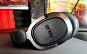 10 ASUS TUF Gaming H3 Wireless Headset side view