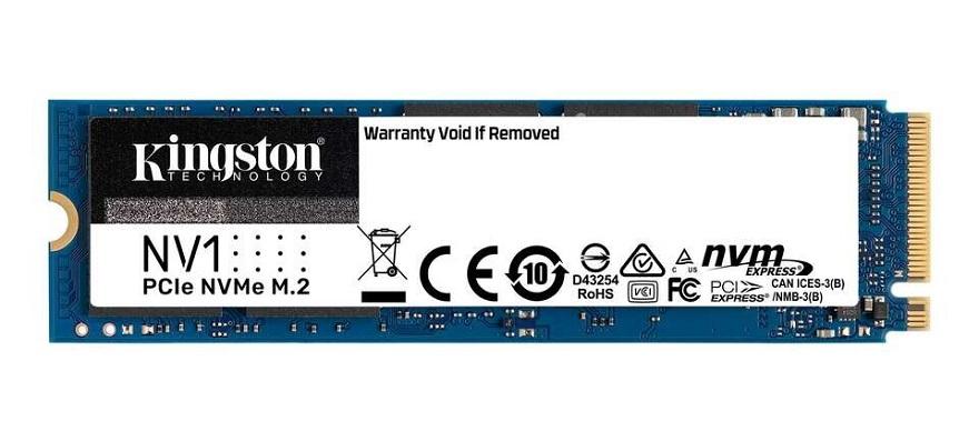 Kingston NV1 NVMe PCIe SSD