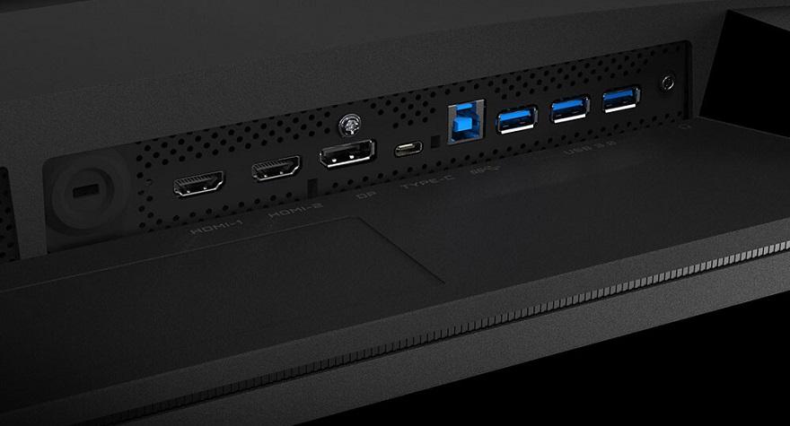 Gigabyte M32Q Gaming Monitor