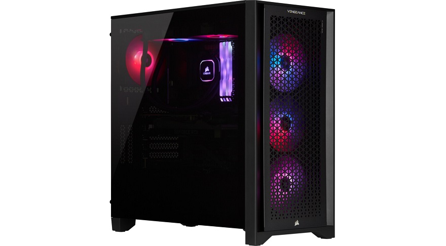 Corsair VENGEANCE i7200 Gaming PC